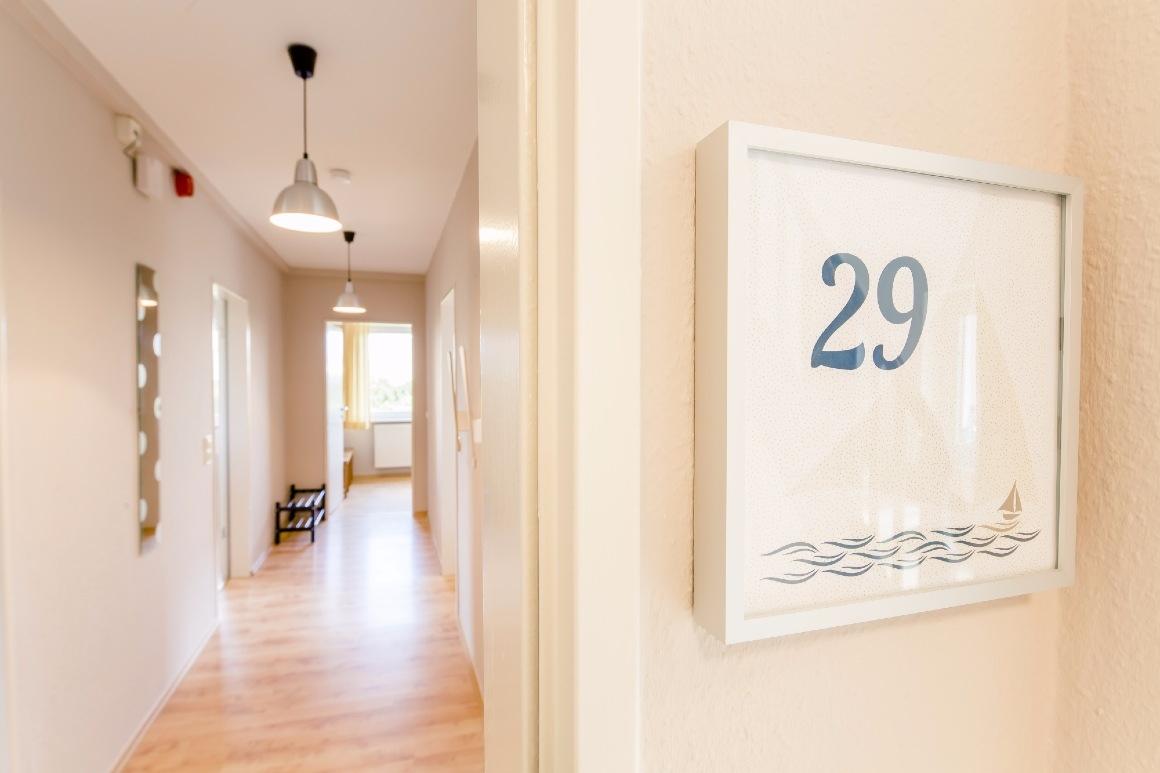 Kajüte Langeoog Appartement Mit Küche A5